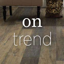 Wood look tile and plank are the hottest thing on the market - come check out our selections!